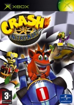 Crash Nitro Kart (EU)