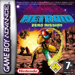 Metroid: Zero Mission (EU)