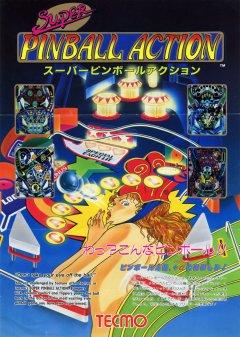 Super Pinball Action