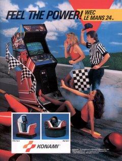 WEC Le Mans 24