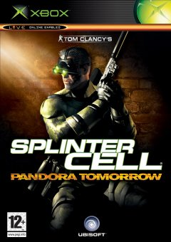 Splinter Cell: Pandora Tomorrow (EU)