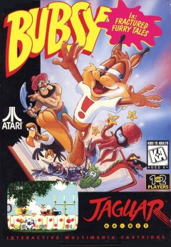 Bubsy In Fractured Furry Tales (US)
