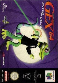 Gex 64: Enter The Gecko (EU)