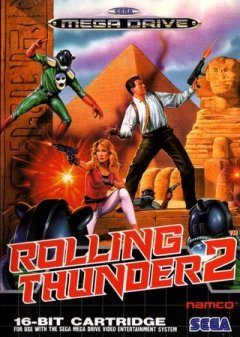 Rolling Thunder 2 (EU)