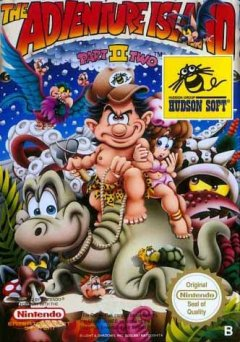 Adventure Island II (EU)