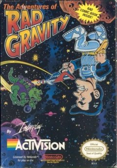Adventures Of Rad Gravity, The (US)