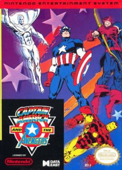 Captain America And The Avengers (US)