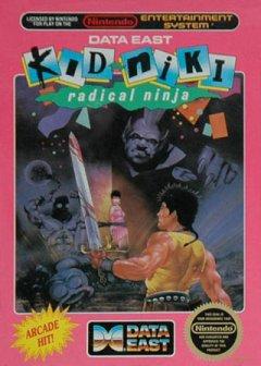 Kid Niki: Radical Ninja (US)