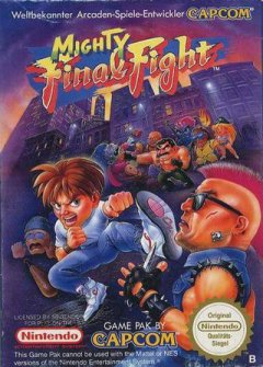 Mighty Final Fight (EU)