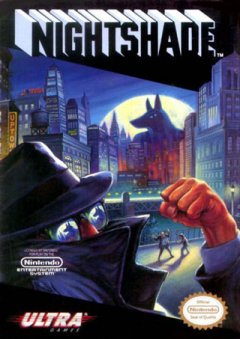 Nightshade (1992) (US)