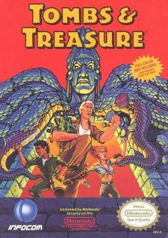 Tombs & Treasure (US)
