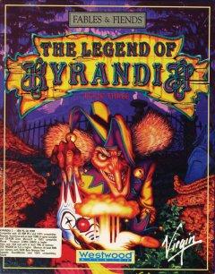 Legend Of Kyrandia: Malcolm's Revenge (EU)