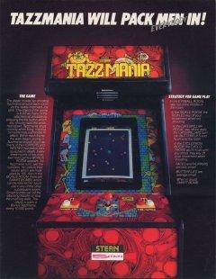 Tazz Mania