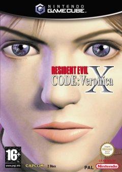 Resident Evil: Code Veronica X (EU)