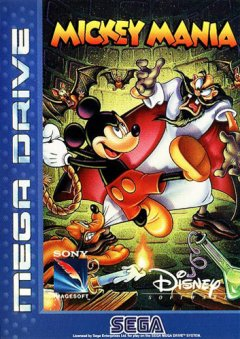 Mickey Mania: The Timeless Adventures Of Mickey Mouse (EU)