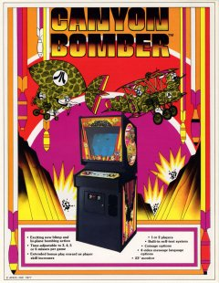 Canyon Bomber