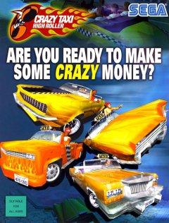 Crazy Taxi 3: High Roller