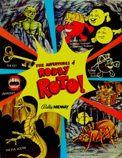 Adventures Of Robby Roto!, The (US)