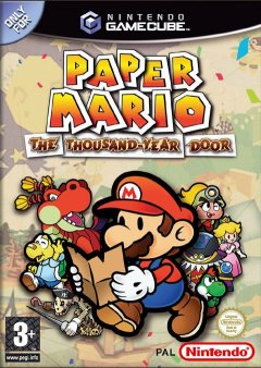 Paper Mario: The Thousand-Year Door (EU)
