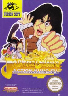 Jackie Chan's Action Kung Fu (EU)