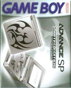 Game Boy Advance SP [Tribal Edition] (US)