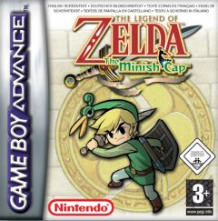 Legend Of Zelda, The: The Minish Cap (EU)