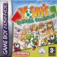 Yoshi's Universal Gravitation (EU)