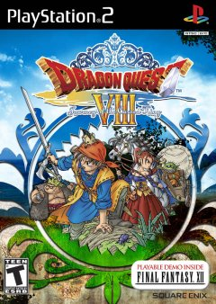 Dragon Quest VIII: Journey Of The Cursed King (US)