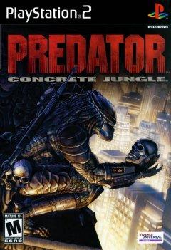 Predator: Concrete Jungle (US)