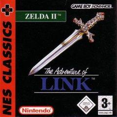 Zelda II: The Adventure Of Link (EU)