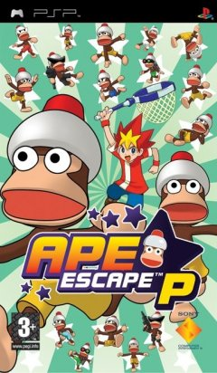 Ape Escape: On The Loose (EU)