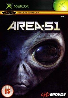Area 51 (2005) (EU)