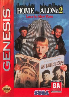 Home Alone 2: Lost In New York (US)