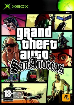 Grand Theft Auto: San Andreas (EU)