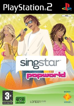 SingStar Popworld (EU)