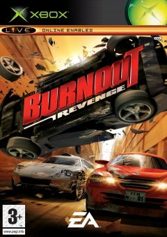 Burnout: Revenge (EU)