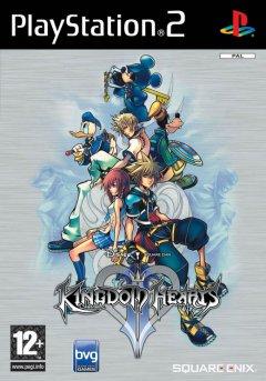 Kingdom Hearts II (EU)