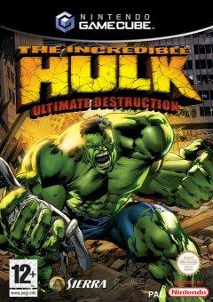 Incredible Hulk, The: Ultimate Destruction (EU)