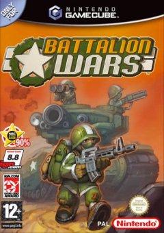 Battalion Wars (EU)