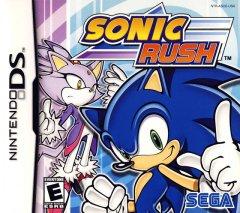 Sonic Rush (US)