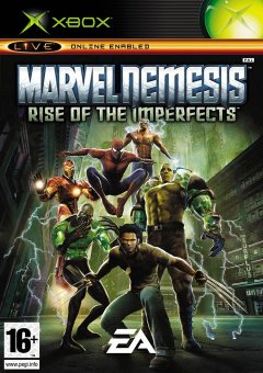 Marvel Nemesis: Rise Of The Imperfects (EU)