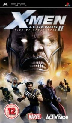 X-Men Legends II: Rise Of Apocalypse (EU)