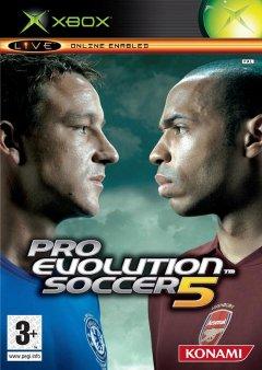 Pro Evolution Soccer 5 (EU)