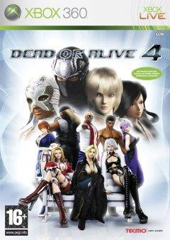 Dead Or Alive 4 (EU)