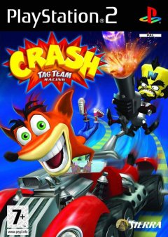 Crash Tag Team Racing (EU)