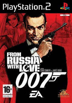 007: From Russia With Love (EU)