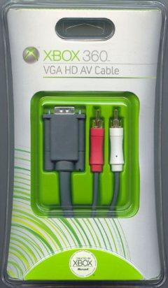 AV Lead VGA