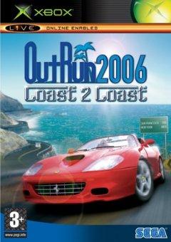 Out Run 2006: Coast 2 Coast (EU)