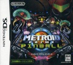 Metroid Prime: Pinball (JAP)