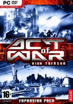 Act Of War: High Treason (EU)